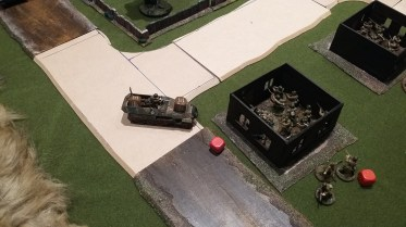 21 - Halftrack advances