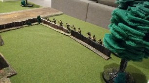 16 - Deployment left flank