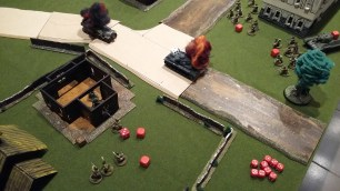 46 - Left flank advances