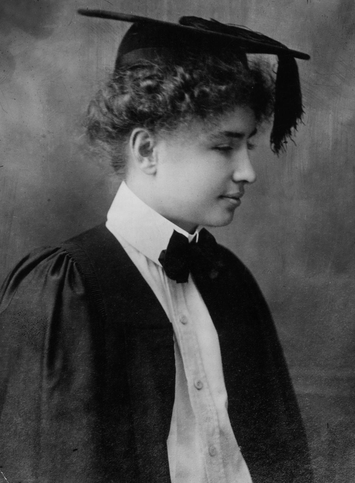 Happy Birthday Helen Keller