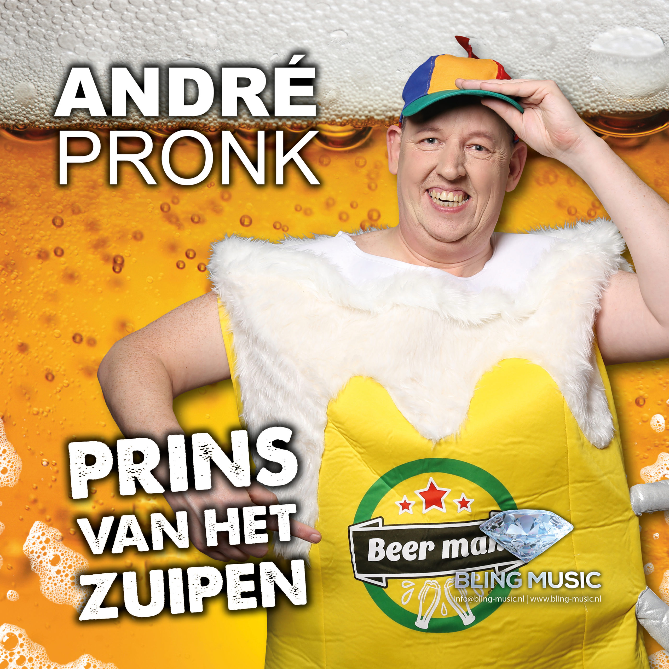 Andre Pronk