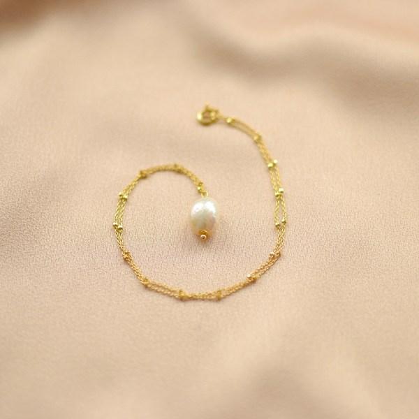 collar de perlas bling bling