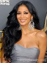 nicole scherzinger for imPress nails