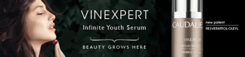 CAUDALIE YOUTH SERUM BANNER New Product Launch