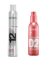 redken hair products for alexander wang fashion week spring 2013