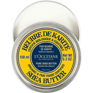 L'occitane organic Pure Shea Butter