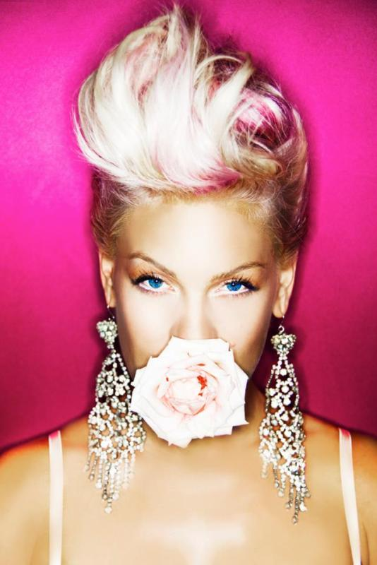 P!nk's Signature Pumped Up Pomp