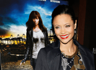 Thandie Newton attends DirectTV Rogue Series New York Premiere at Tribeca Grand Screening Room on March 21 2013 in New York City Source- Cindy Ord:Getty Images North America 2