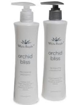 White Sands Orchid Bliss Shampoo and Conditioner