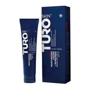 Turo DAILY MOISTURIZING LOTION + SUNSCREEN BROAD SPECTRUM SPF 15