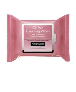 Oil Free Cleansing Wipes