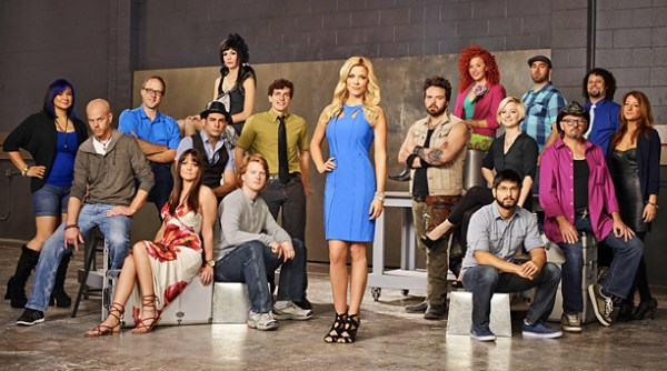 face off season 5 cast