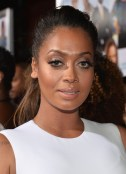 LaLa Anthony attends the premiere of Fox Searchlight Pictures' 'Baggage Claim' 3