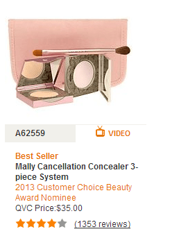 mally beauty qvc 4