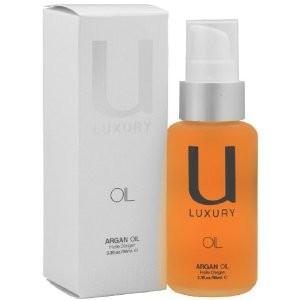 unite luxury argan oil