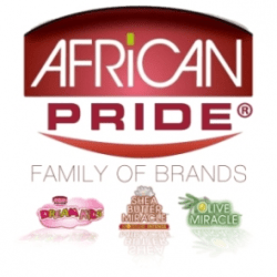 African Pride Family of Brands Logo