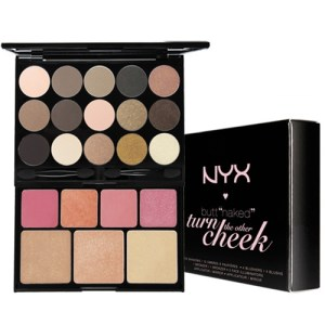 Butt Naked-NYX Turn the Other Cheek palette
