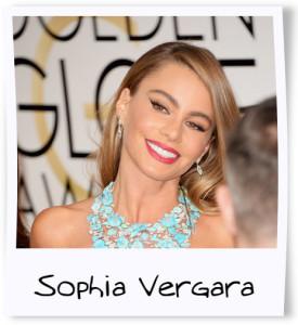 Sophia Vergara golden globes