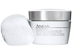 Avon anew clinical resurfacing peel