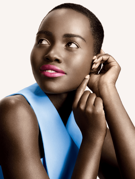 Lupita Nyong'o Glamour March+2014-4-1