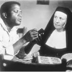 Sidney Poitier in Lilies of the Field