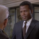 Sidney Poitier in Guess Who's Coming to Dinner