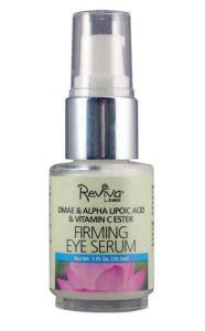 Reviva Labs DMAE & Lipoic Acid & Vitamin C Ester Firming Eye Serum