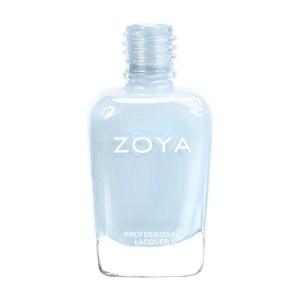 Zoya Nail Polish in Blu