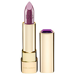 DOLCE & GABBANA Classic Cream Lipstick - Sicilian Jewels Colection Ametista - bright purpl
