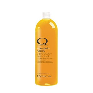 Qtica Mandarin Honey Triple Action Fresh Soak