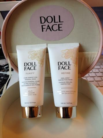 doll face case with product