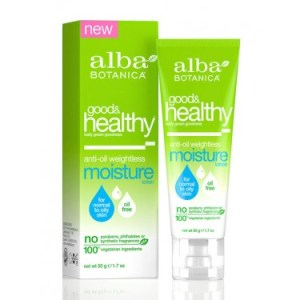 alba botanica GOOD & HEALTHY™ anti-oil weightless moisture lotion