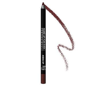 MAKE UP FOR EVER Aqua Lip Waterproof Lipliner Pencil in Chocolate Brown 19