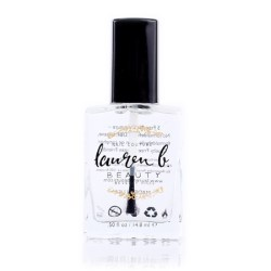 lauren b beauty-gel like top coat