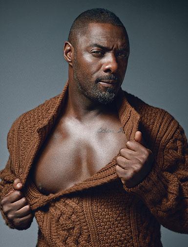 Idris Elba Details 2014 Style Issue