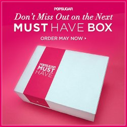 POPSUGAR Must Have Box
