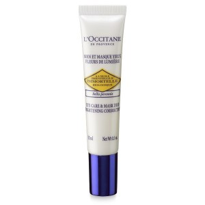 L'Ocitane EYE CARE & MASK DUO BRIGHTENING CORRECTION - L'OCCITANE