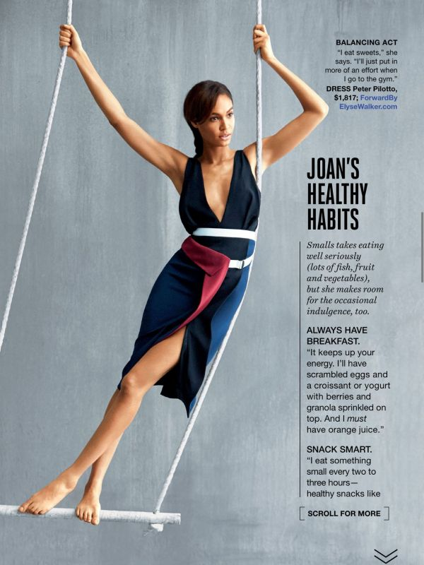 Joan-Smalls-Covers-Self-Magazine-October-2014-by-Patrick-Demarchelier-3