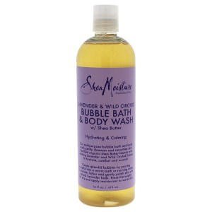 SheaMoisture Lavender & Wild Orchid Bath Body  Massage Oil