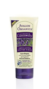 Avalon Organics Lavender LuminosityTM - Exfoliating Enzyme Scrub