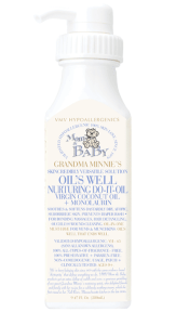 Grandma Minnie's Oil's Well Nurturing Do-It-Oil