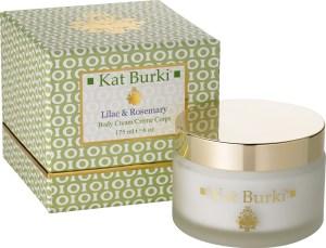 Kat Burki Lilac & Rosemary Body Creme