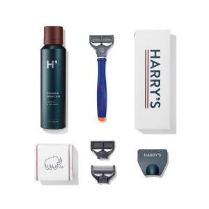 Harry's  Movember-set