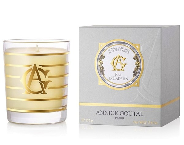 Annick Goutal eau d'hadrian candle