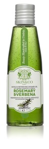 Skin & Co. Roma Rosemary & Verbena Exfoliating Body Gel