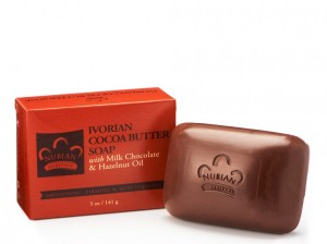 nubian heritage IVORIAN COCOA BUTTER BAR SOAP
