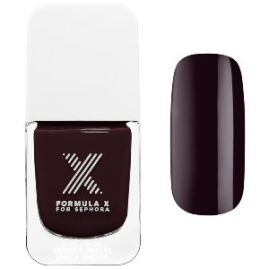 Formula x for Sephora Dark Chocolate Brown