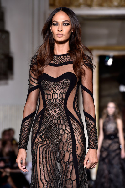 Joan+Smalls+Versace+Runway+Paris+Fashion+Week+HCi2Th5g0R3l
