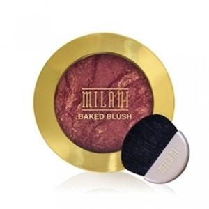 Milani Baked Blush in Vino Red