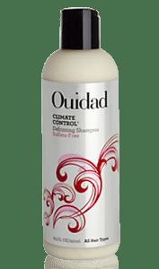 Ouidad climate congrol shampoo